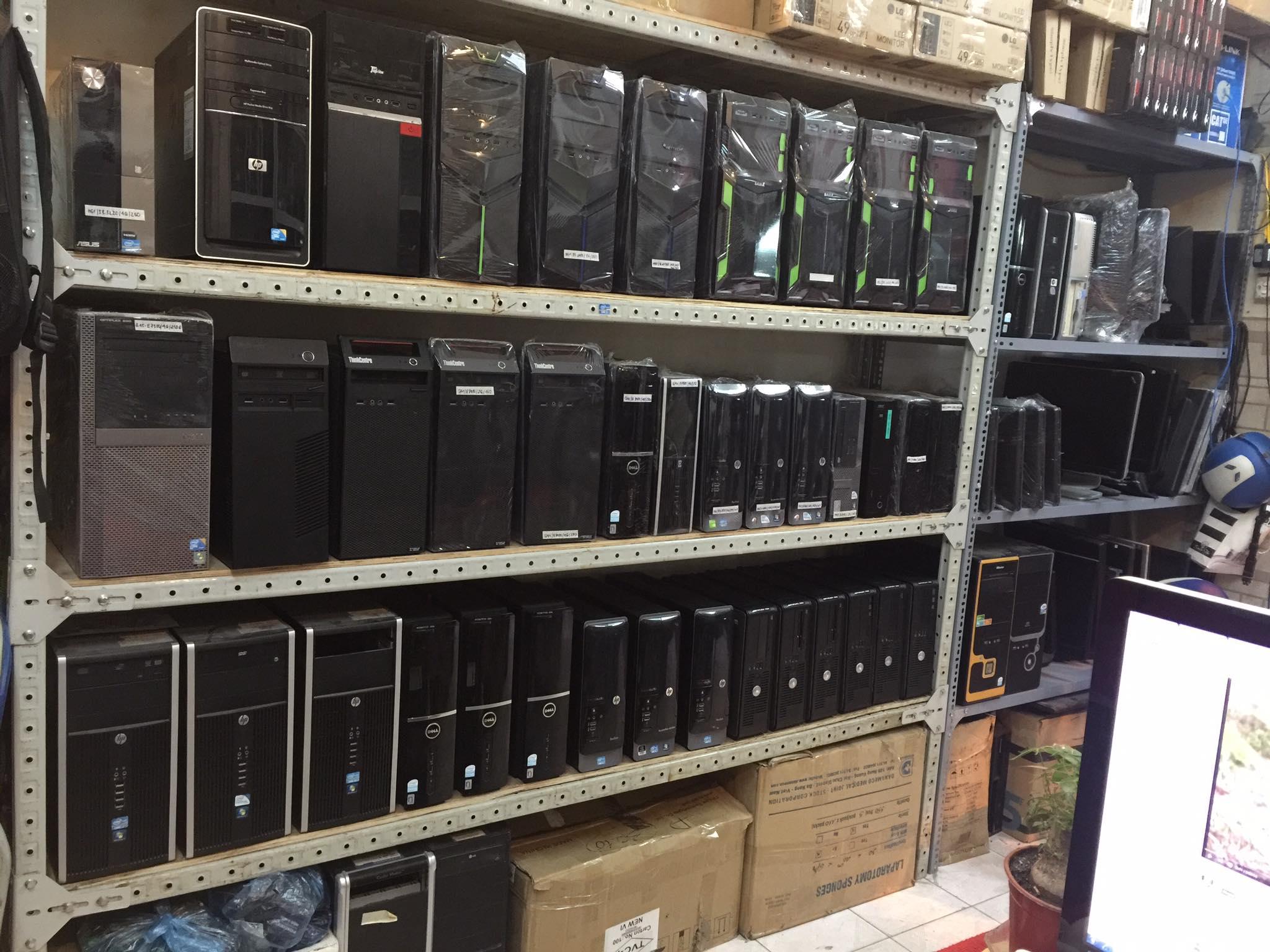 Bán máy tính cũ giá rẻ tại hà nội 0988 592 692 - Máy tính Hoàng Hà