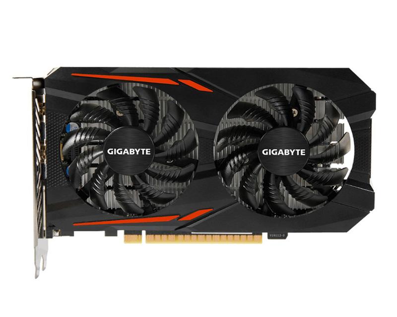 Vga GiGabyte GTX 1050TI 4gb-d5-128 bit